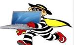 स्ट्रांग रूम में लैपटॉप के साथ पकड़ाए तीन युवक