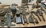 गोण्डा में हथियार फैक्ट्री का भंडाफोड़, दो गिरफ्तार