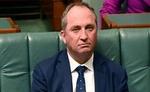 आस्ट्रेलियाई उप प्रधानमंत्री जॉयस का इस्तीफा