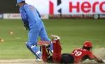 हांगकांग को हराने में भारत के छूटे पसीने...हारकर भी जीता सबका दिल
