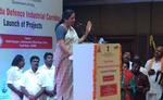 रक्षामंत्री ने निर्मला सीतारमण ने किया तमिलनाडु रक्षा औद्योगिक गलियारे का शुभारंभ