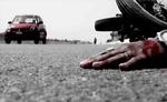 हादसे में घायल युवक की मौत
