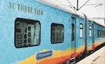 अहमदाबाद से चलने वाली दो ट्रेनें चलेंगी एलएचबी रैक से