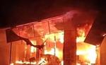 मोटरपार्ट्स की दुकान में लगी आग, लाखो की संपत्ति जलकर नष्ट