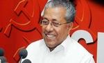 पिनाराई विजय आईएफएफके समापन समारोह में करेंगे शिरकत
