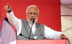 कांग्रेस ने मोदी जाति का अपमान किया : नरेन्द्र मोदी