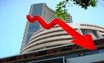 लाल निशान पर बंद हुआ शेयर बाजार