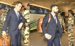 वर्ल्ड कप के लिए इंग्लैंड रवाना हुई टीम इंडिया