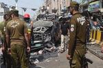 पाकिस्तान में आत्मघाती हमले में तीन लोगों की मौत