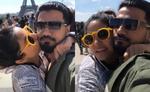 ब्वॉयफ्रेंड संग न्यूयॉर्क पहुंची हिना खान - शेयर की रोमांटिक तस्वीरें
