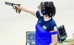 रुचिता ने जीता 10 मीटर एयर पिस्टल टी 6 राष्ट्रीय ट्रायल