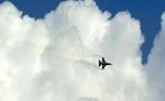 अमेरिकी लड़ाकू विमान दुर्घटनाग्रस्त, पायलट सुरक्षित