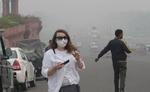 दिल्ली में प्रदूषण और कोरोना की दोहरी मार, हालात चिंताजनक
