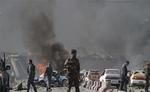 काबुल में आत्मघाती बम हमले में 30 लोगों की मौत