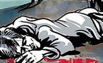 अज्ञात वाहन की टक्कर से मजदूर की मौत
