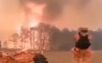 चीन में जंगल में लगी भयानक आग, 19 लोगों की मौत