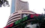शुरुआती गिरावट के बाद नये शिखर पर बंद हुआ बाजार