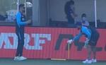 पाक के खिलाफ मैच से पहले धोनी ने दी पंत को ये खास ट्रेनिंग