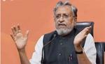 सुशील मोदी का आरोप- शराब माफिया के साथ है राहुल गांधी की कांग्रेस, कर रही राजनीतिक मदद