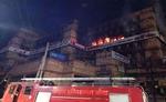 पटना : इंडियन ऑयल कार्यालय में लगी आग पर काबू