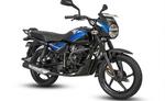 बजाज ऑटो ने नई सीटी 110एक्स मोटर साइकिल की