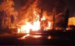 नवी मुंबई में बैंक की शाखा में आग लगी, कोई हताहत नहीं