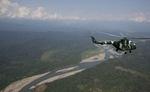 पेरू में हेलीकॉप्टर दुर्घटनाग्रस्त, पांच जवान मरे