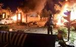 ब्लूचिस्तान में विस्फोट , चार लोगों की मौत , 12 घायल