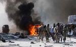 राजधानी मोगादिशु में विस्फोट, छह की मौत, 12 घायल
