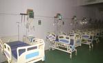 वाराणसी में डीआरडीओ ने स्थापित किया कोविड हास्पिटल