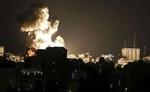 इजरायली हवाई हमलों में फिलिस्तीनी मृतकों की संख्या 67 हुई