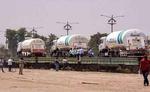 पंजाब की पहली आक्सीजन एक्सप्रेस ट्रेन बोकारो रवाना