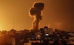इजरायली वायु सेना ने शुरू की हमास के ठिकानों पर हमले की तीसरी शृंखला