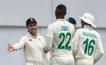 दक्षिण अफ्रीका ने विंडीज को 97 पर निपटाया