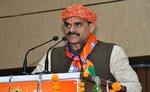 एनआईए को दिग्विजय की गतिविधियों की करनी चाहिए जांच: शर्मा