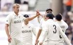 WTC : भारत ने न्यूजीलैंड के सामने घुटने टेके, 68 रन में गंवाए सात विकेट, पहली पारी में 217 रन ऑल आउट