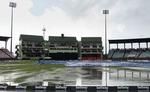 चौथा टी-20 मैच बारिश से धुलने के बाद 1-0 से पाकिस्तान के नाम सीरीज