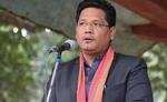 CM कोनराद संगमा ने कांग्रेस के साथ मिलकर काम करने से किया मना